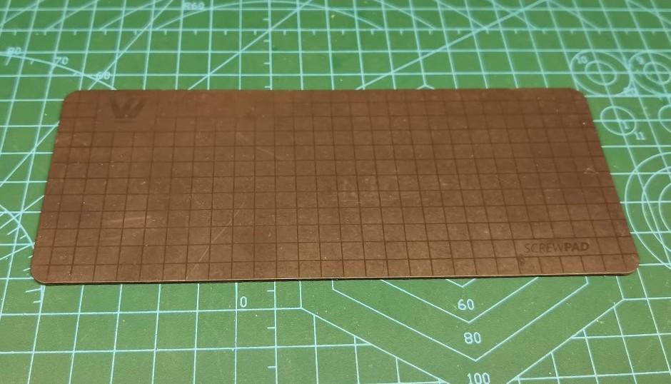 Магнитный коврик Wowstick Screwpad