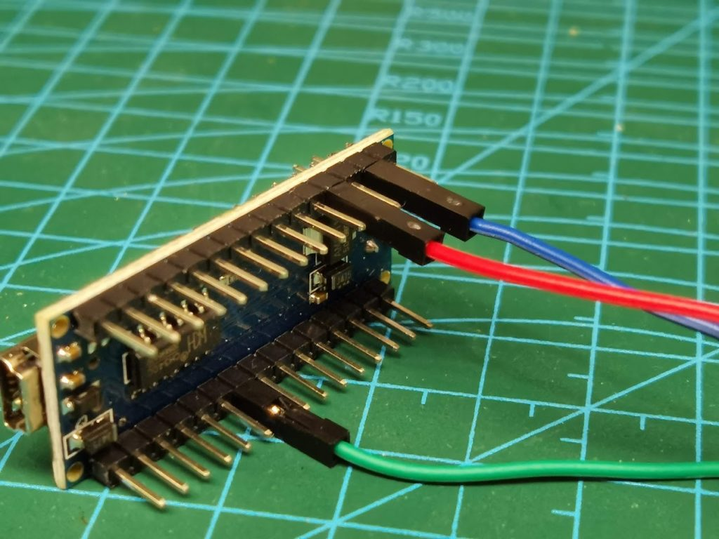 Гирлянда на ёлку на Arduino без пайки