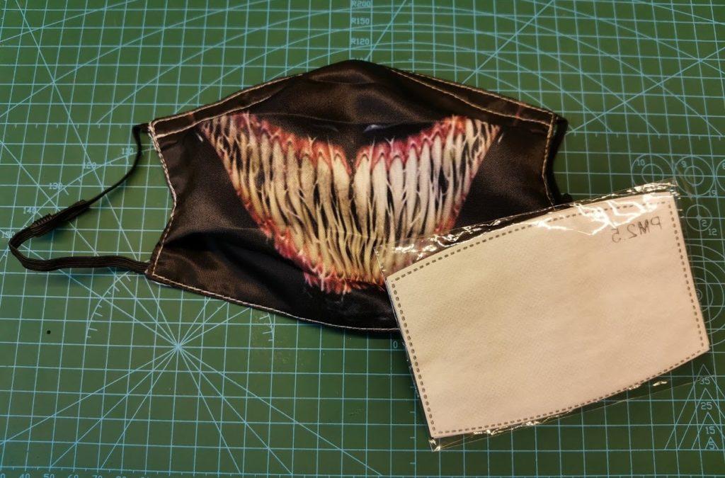 Тканевая маска Venom'S Smile