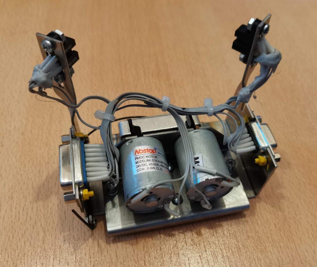 Ремонт турникета PERCo TTR-04