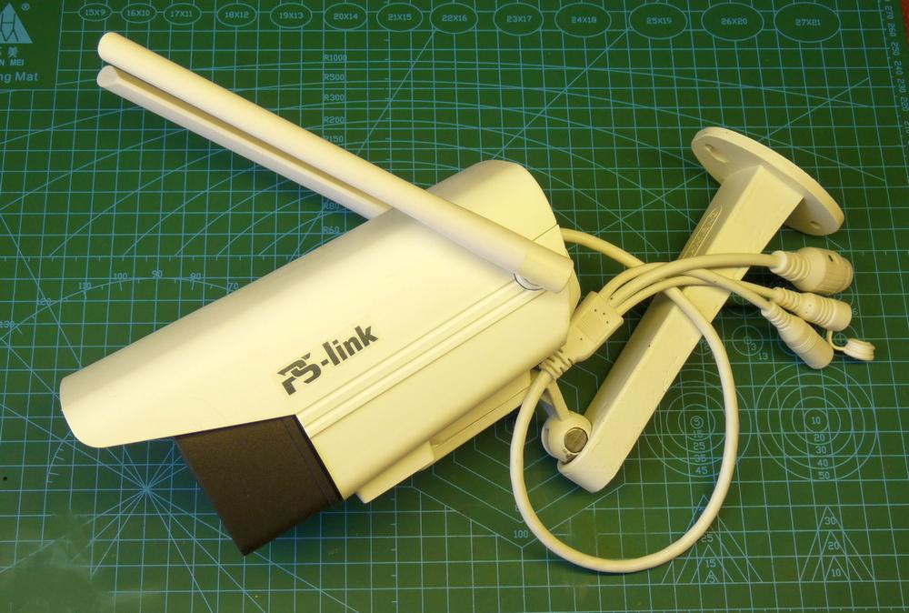 Подключение камер PS-link