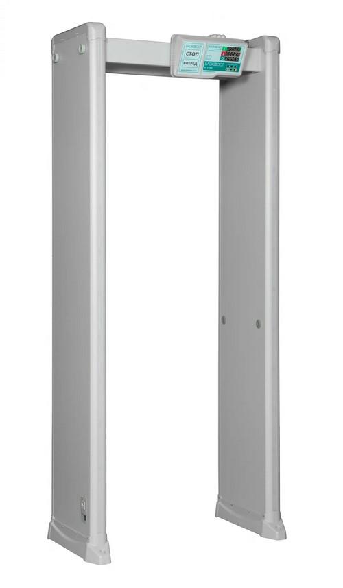 СКУД SIGUR + алкотестер Динго B-02 + металлодетектор Блокпост PC Z 100